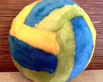 Pillow-volleyball pattern