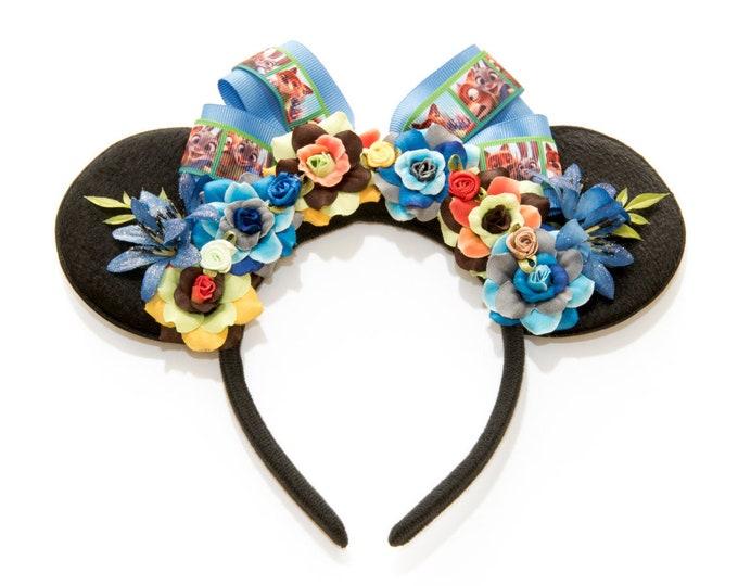 Night Howlers Mouse Ears Headband