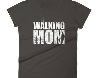The Walking Mom Cool TV Fans T-Shirt