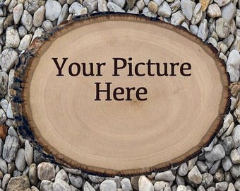 Print your picture on basswood