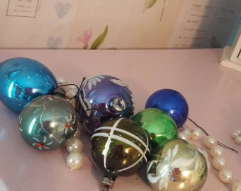 1950s Christmas Decorations Etsy