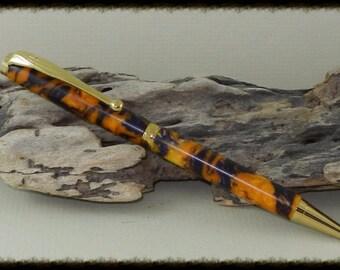 Deep Purple Twist Pen