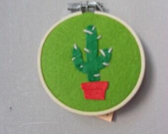 embroidery 9 cm diameter bamboo hoop