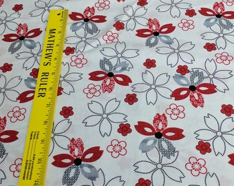 Essentials 10-Flowers Cotton Fabric from Studio E