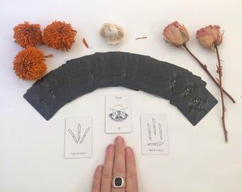 MINI Small Mysteries Tarot Deck