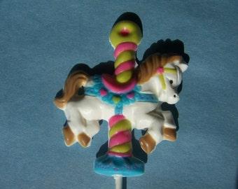 10 pc. Carousel Horse Lollipops