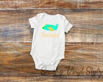 Airplane baby boy etsy custom airplane baby boy onesie baby boy airplane shirt baby shower gift baby negle Gallery