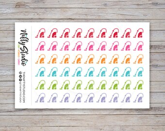 Vacuum Stickers   Planner Stickers floor care cleaning   Stickers for Planners, Calendars, Agendas   The Nifty Studio