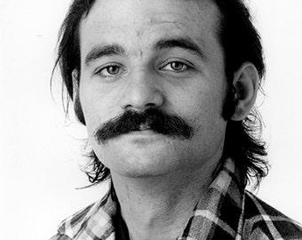 Bill Murray - Photo - Print - Art - Photograph - Photography - 1970s - Quality Print