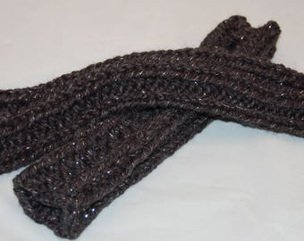 Charcoal Twinkle arm warmers