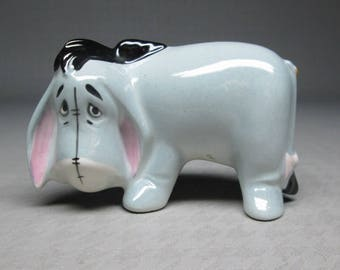 Vintage Walt Disney Beswick England Winnie the Pooh EEYORE donkey figurine