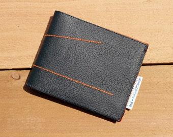 Intersecting Lines Bi-fold Wallet