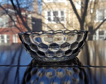 Bubble Bowl by Anchor Hocking Fire King