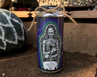 CANdles Craft Beer Cans - Oblivex - Tired Hands Brewing