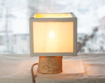 Wood lamp shade etsy wood lamp shade birch wooden lamp table lamp shade led wood lamp wooden lamp desk lamp cotton shade lamp rustic lamp retro wood lamp aloadofball Images