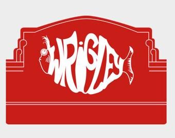 Phish Wrigley Field Sign T-shirt