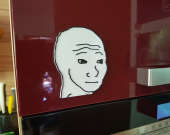 Know That Feel Magnet / Internet Meme / Dank Meme / Meme Gifts / Funny Memes / Rare Pepe / Gift Ideas Coworkers / Fridge Magnet