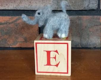 Alphabet Pets E is for Elephant