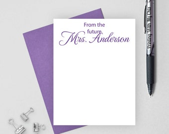 Wedding thank you cards set, wedding shower cards, Wedding Stationery, thank you cards wedding, personalized stationery set, note cards,WNC3