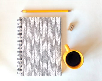 Notebook wire-o hardcover