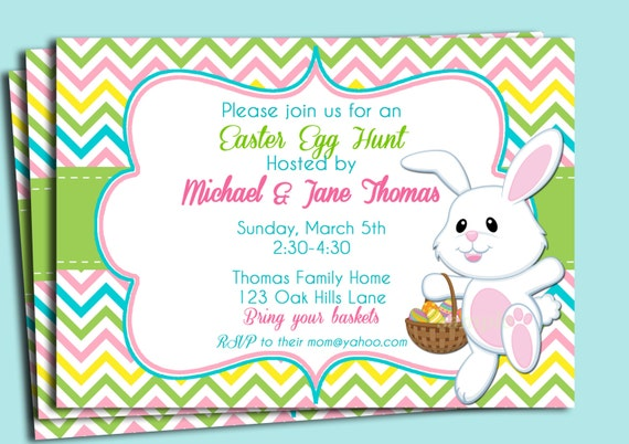 Epic image intended for easter egg hunt invitations free printable