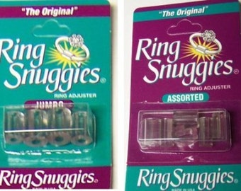 Ring Snuggies Adjuster Pack Assorted Sizes and Jumbo