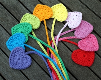 Image result for crocheted bookmarks