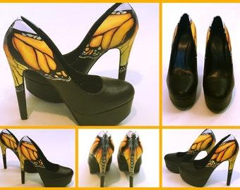 Monarch Heels