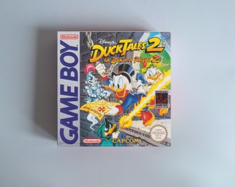 Duck Tales II box only - Game Boy/ GB