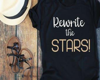 Rewrite the STARS // The Greatest Showman // This is me shirt // Greatest Showman Shirt // PT Barnum Tee // Circus tee