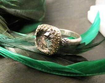 Gwendolyn Memorial Baby Hair Ring