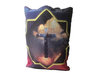 Tote Bag, cross
