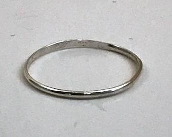 Dainty Toe Ring, Sterling Silver Toe Ring, Toe Ring, Band Toe Ring, Custom Toe Ring, Gift Ideas, Beach Jewelry, Trendy Toe Ring