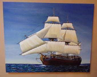 Sailing Clipper 2
