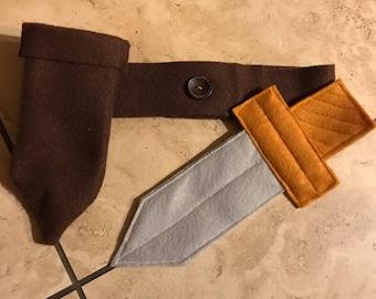 Sword, Sheath and Belt