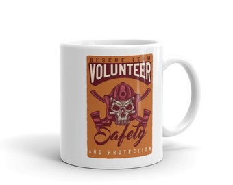 Rescue Team Volunteer - Coffee Mug
