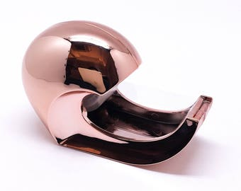 Rose Gold Tape Dispenser (with 18mm x 10m tape)