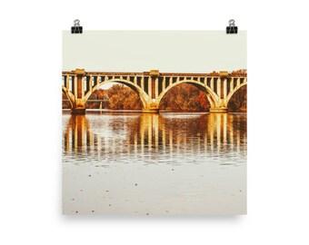 Stafford Train Bridge