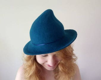 Made to Order Fleur inspired witch hat