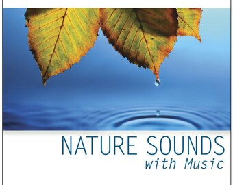 Nature Sounds with Music (CD) (Deep Sleep Music, Relaxation, Music for Healing, Music with Nature)