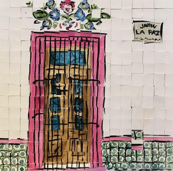 Mexican Doors #7