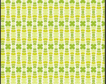 Kitchenette Apple > Color Me Retro Collection <> Designed by Jeni Baker for Art Gallery Fabrics < Half Yard off the Bolt