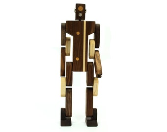Sweet Robot Toy, Collectible Sci-Fi, Space Robot Action Figure