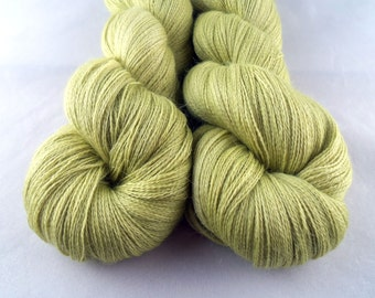 Maia - Hand Dyed Angelus Lace