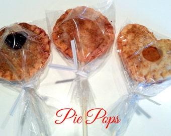 Seasonal Pie Pops