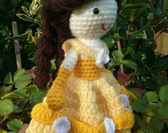 """Crochet doll """"Beauty"""""""
