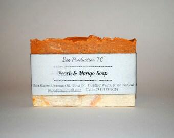 Peach & Mango Soap