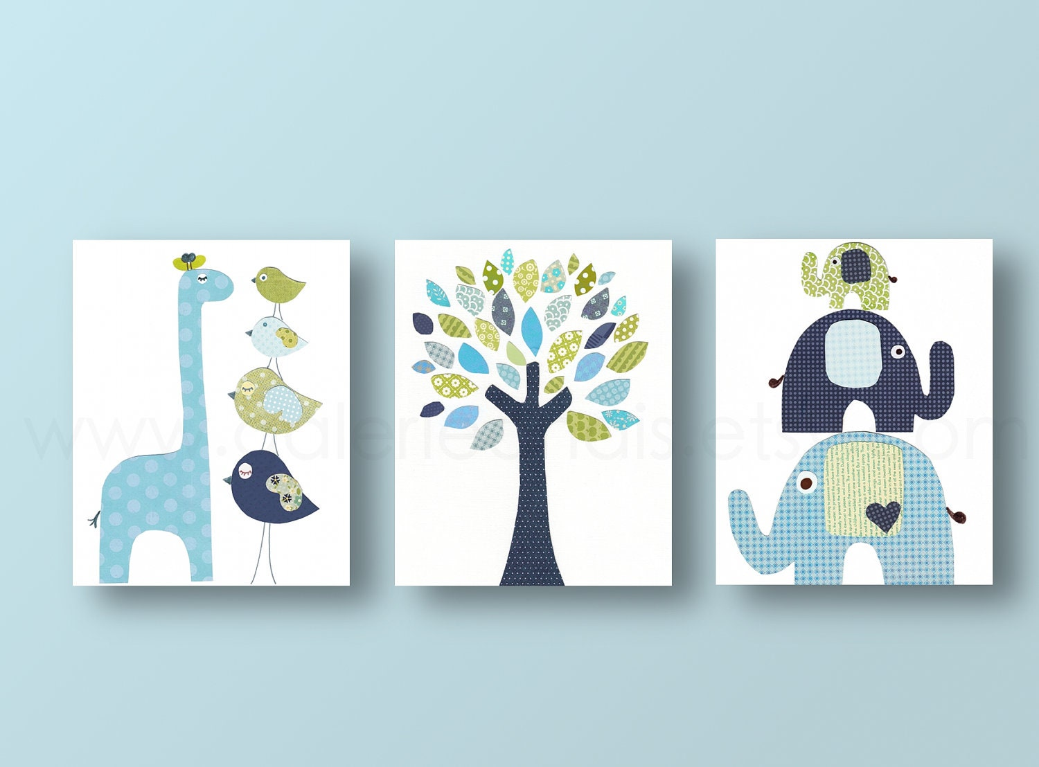 Canvas Prints For Baby Room Zoom F