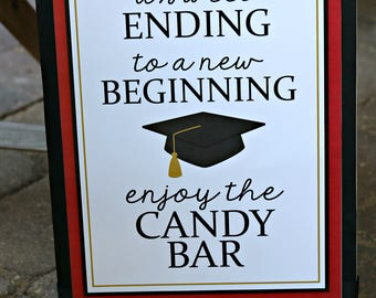 Candy bar signs   Etsy