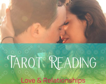 Reconciliation Tarot Reading Love Match by email, will he come back, ex lover 400 words by email